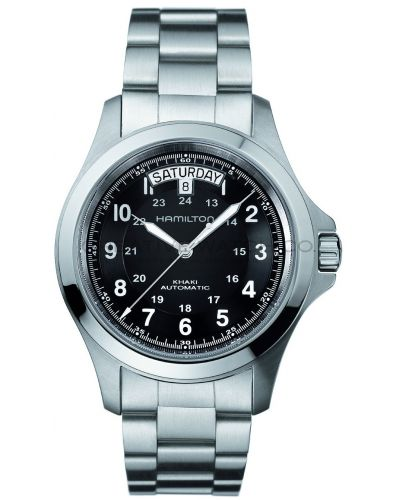Mens Hamilton Khaki Field King Automatic H64455133 Watch