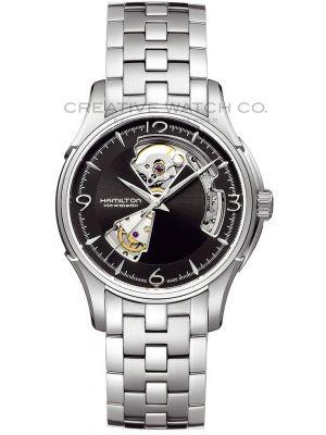 Mens Hamilton American Classic Jazzmaster Viewmatic Open Heart H32565135 Watch