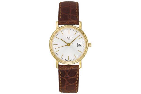 Womens Tissot Desire Watch T52.5.111.31