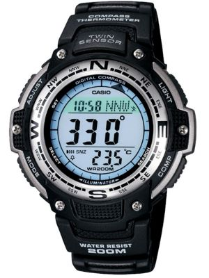 Mens Casio Pro Trek SGW-100-1VEF Watch
