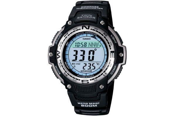 Mens Casio Pro Trek Watch SGW-100-1VEF