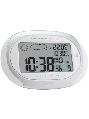 Digital Desk Weather Forecaster with Temperature and Alarm | 34193