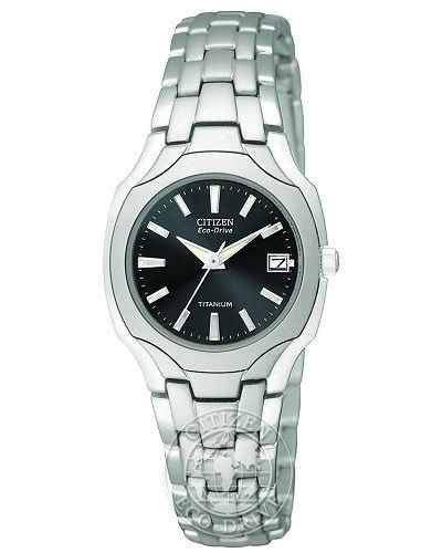 Womens Citizen Ladies Titanium EW1400-53H Watch