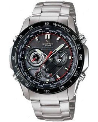 Mens Casio Wave Ceptor EQW-M1000DB-1AVER Watch