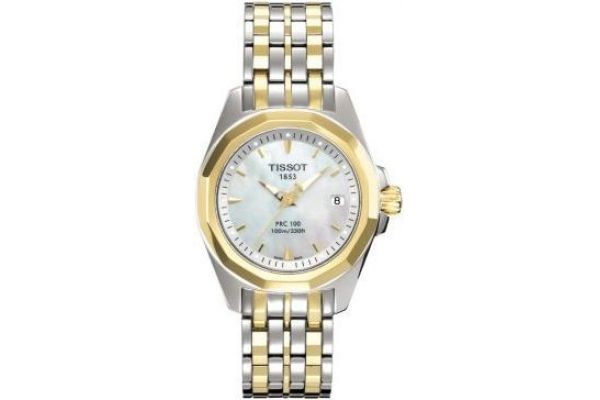 Womens Tissot PRC100 Watch T008.010.22.111.00