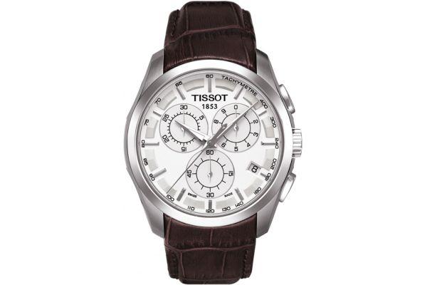 Mens Tissot Couturier Watch T035.617.16.031.00