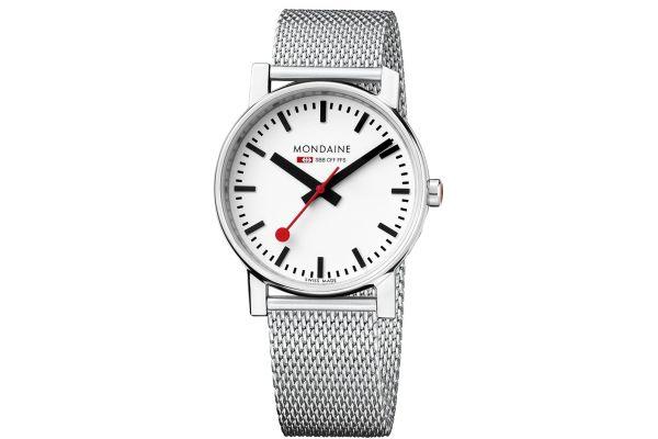 Mens Mondaine Evo Watch A658.30300.11SBV