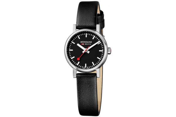 Womens Mondaine Evo petite Watch A658.30301.14SBB