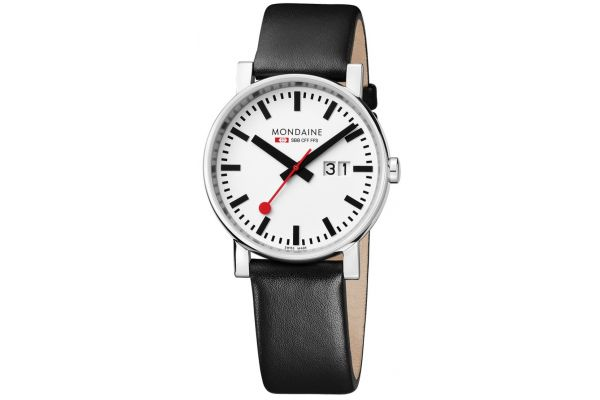 Mens Mondaine Evo Big Watch A627.30303.11SBB