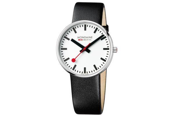Mens Mondaine Giant Watch A660.30328.11SBB