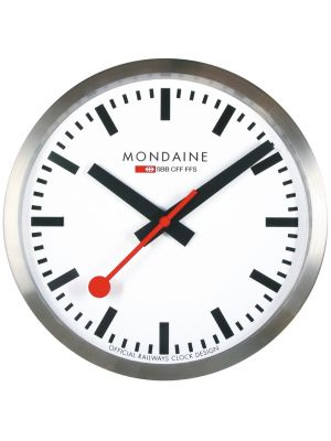 Electric Mains Powered Large Wall Clock | A995.CLOCK.16SBB
