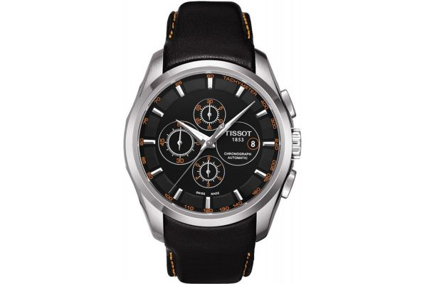 Mens Tissot Couturier Watch T035.627.16.051.01