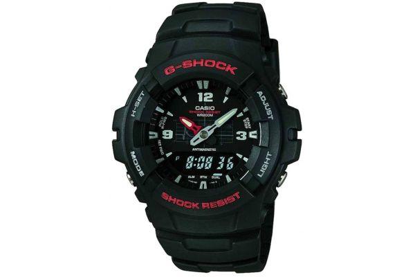 Mens Casio G Shock Watch G-100-1BVMUR