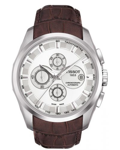 Mens Tissot Couturier T035.627.16.031.00 Watch