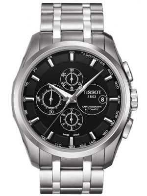 Mens Tissot Couturier Automatic Chronograph T035.627.11.051.00 Watch