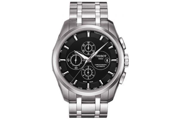 Mens Tissot Couturier Watch T035.627.11.051.00