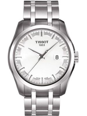 Mens Tissot Couturier T035.410.11.031.00 Watch