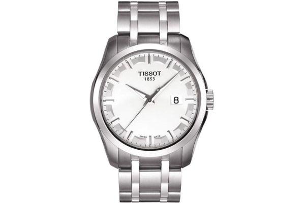 Mens Tissot Couturier Watch T035.410.11.031.00