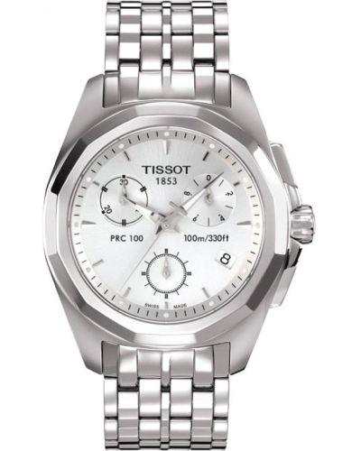 Womens Tissot PRC100 QUARTZ CHRONO LADY T008.217.11.031.00 Watch