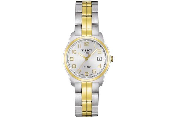 Womens Tissot  PR100 Watch T049.210.22.032.00