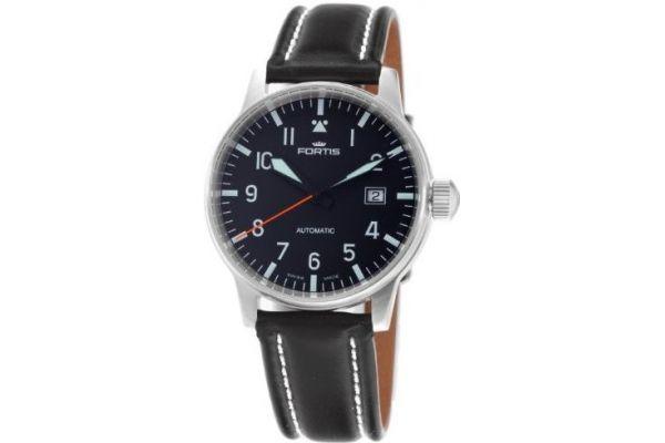 Mens Fortis Flieger Watch 595.11.41L
