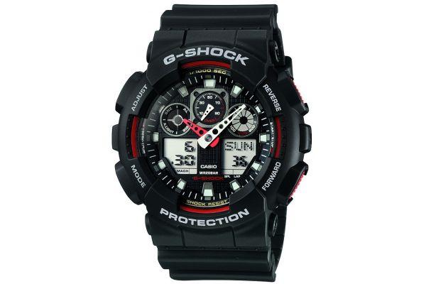 Mens Casio G Shock Watch GA-100-1A4ER