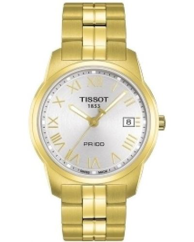 Mens Tissot PR100 QUARTZ T049.410.33.033.00 Watch