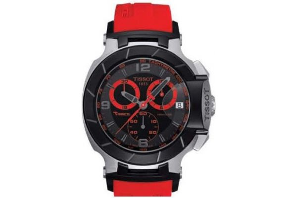 Mens Tissot  T Race Watch T048.417.27.057.02