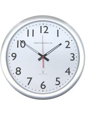 Clock - Large Clear Dial - with Radio Controlled Accuracy. | 36046