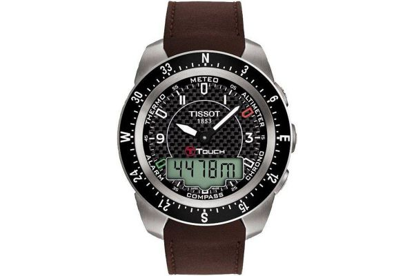 Mens Tissot T Touch Watch T013.420.46.207.00