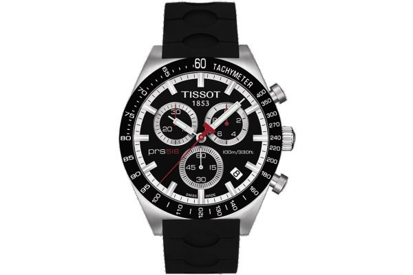 Mens Tissot  PRS516 Chronograph Watch T044.417.27.051.00