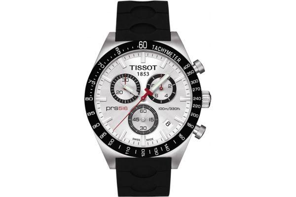 Mens Tissot  PRS516 Chronograph Watch T044.417.27.031.00