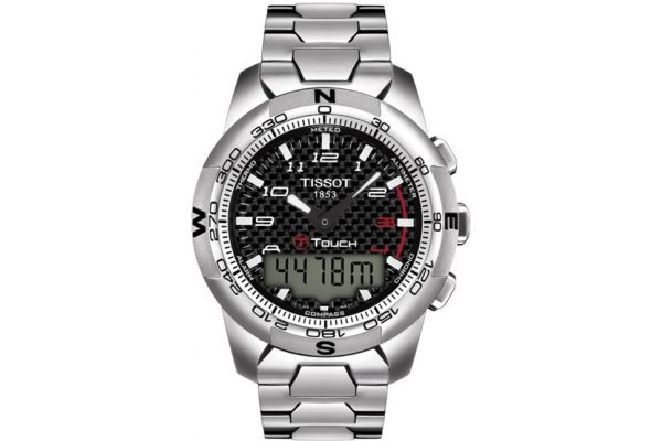 Mens Tissot  T Touch Watch T047.420.44.207.00