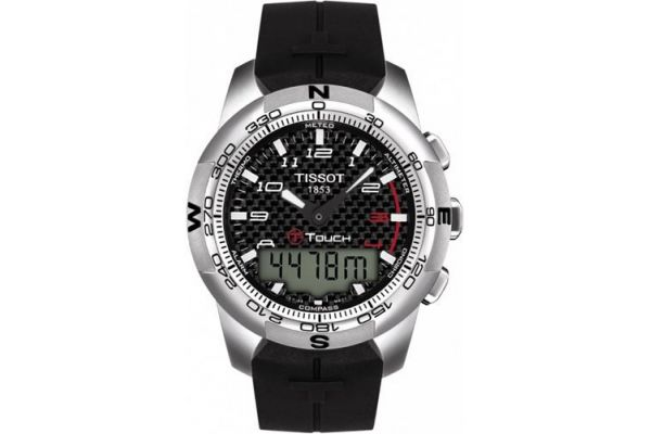 Mens Tissot  T Touch Watch T047.420.47.207.00