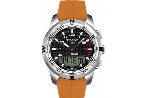 Mens Tissot  T Touch Watch T047.420.47.207.01