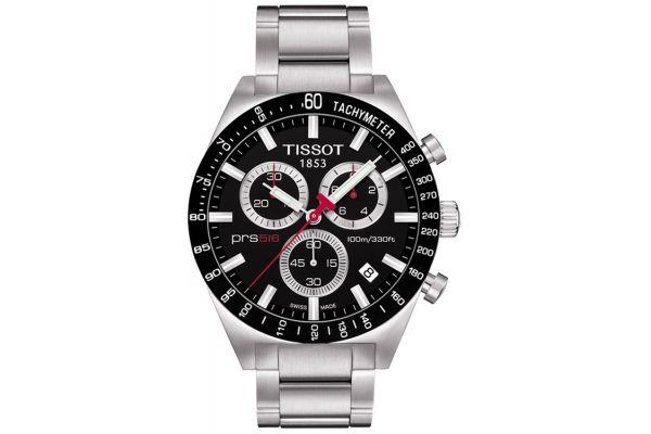 Mens Tissot PRS516 Chronograph Watch T044.417.21.051.00