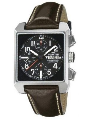 Mens Fortis Square 667.10.41L Watch