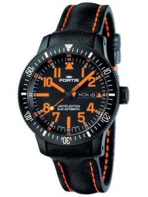 Mens Fortis Mars 500 647.28.13 L13 Watch