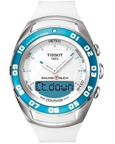 Womens Tissot T Touch SAILING T056.420.17.016.00 Watch