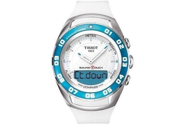 Womens Tissot T Touch Watch T056.420.17.016.00