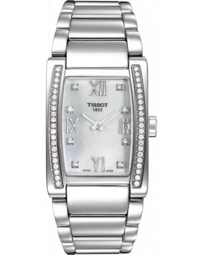 Womens Tissot Generosi T DIAMONDS T007.309.11.116.01 Watch