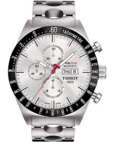 Mens Tissot PRS516 Chronograph AUTOMATIC T044.614.21.031.00 Watch