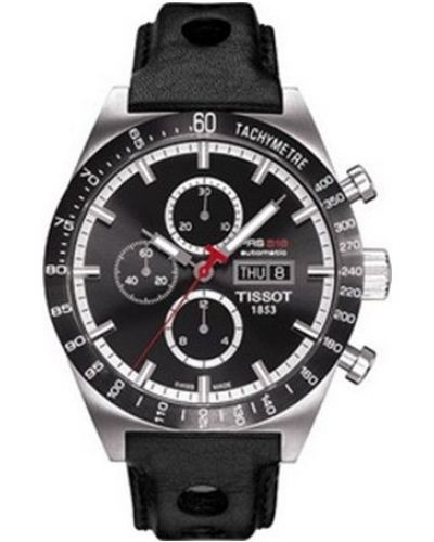 Mens Tissot PRS516 Chronograph AUTOMATIC T044.614.26.051.00 Watch