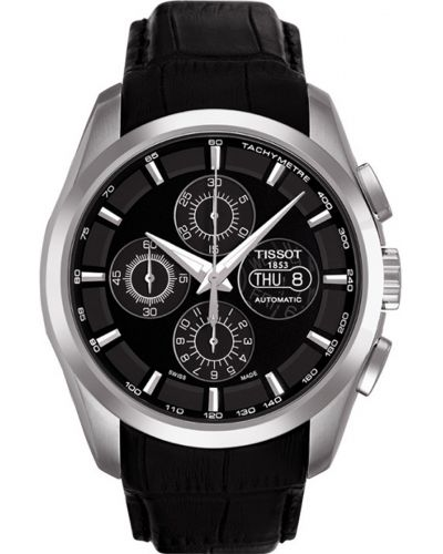 Mens Tissot Couturier T035.614.16.051.00 Watch