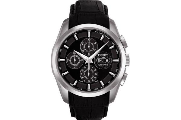 Mens Tissot Couturier Watch T035.614.16.051.00