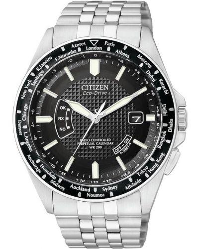 Mens Citizen Perpetual Calendar World Perpetual A-T  CB0020-50E Watch