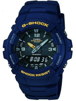 Mens Casio G Shock G-100-2BVMUR Watch