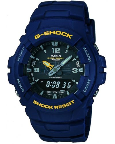Mens Casio G Shock G-100-2BVMUR Watch