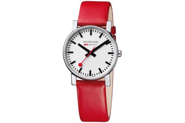Mens Mondaine Evo Watch A660.30344.11SBC