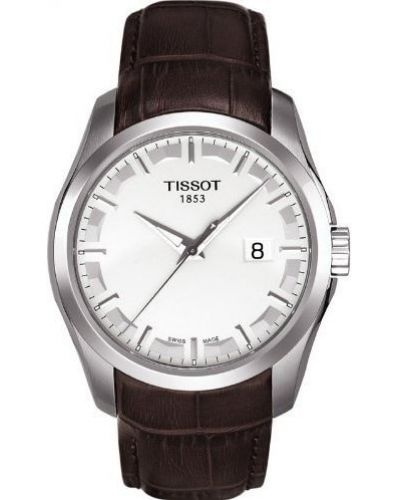 Mens Tissot Couturier T035.410.16.031.00 Watch